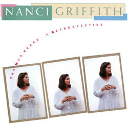 Nanci Griffith Best of New CD