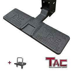 Universal Hitch Step For 2 Rear Hitch Receiver With Lock Pin And Hitch Tightener