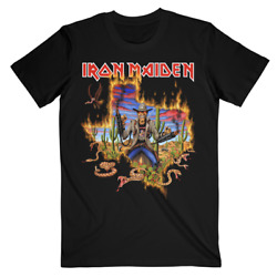 Iron Maiden Texas Legacy Of The Beast 2019 Tour RARE T-Shirt Size S-6XL 2010 HOT