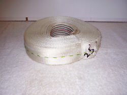 24and039x 2and039x1/4and039 Parachute Tow Line Surplus Soft Material