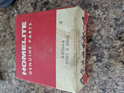 Homelite Chainsaw Sprocket And Drum 7/16 X 7 Tooth A-57364-a Xp 1020 N.o.s.