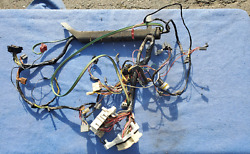 1971 Charger Road Runner Satellite Non Rallye Dash Harness For Non A/c Cars