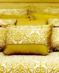 Custom Designer Quality Comforter Bedding Set in a bag throw pillow pillow cover $2,550.00