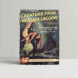 Vargo Statten – The Creature From The Black Lagoon – First Uk Edition 1954 - 1st