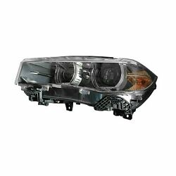 For Bmw X5 14-18 Replace Driver Side Replacement Headlight Lens And Housing