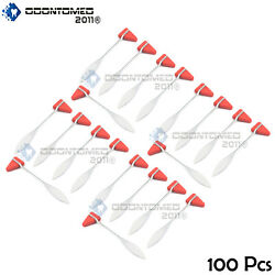 100pcs Taylor Percussion Reflex Hammer Medical Surgical