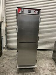 Heated Holding Hot Food Cabinet Enclosed Passthru Pan Rack Nsf Bevles Htsd 3677