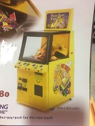 Tractor Time Toy Claw Crane Game Machine