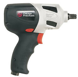 Chicago Pneumatic 1/2 Composite And Carbon Fiber Impact Wrench