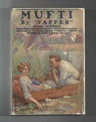 Mufti By H C Mcneile First Edition