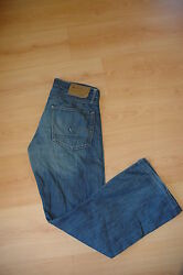 Jeans G-star Low Boot Blue Size 41 32/31 To -76