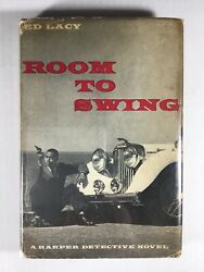 Room To Swing - Lacy First Ed. Vg-