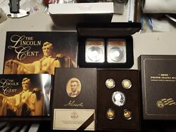 Lincoln Cent Coin Collection 1959-2009