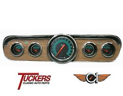 1965-66 Ford Mustang G-stock Ultimate Gauge Package Classic Instruments Mu65gs35