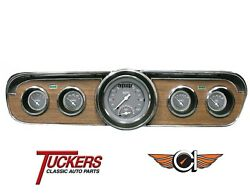 1965-66 Ford Mustang Sg Ultimate Series Gauge Set Classic Instruments Mu65sg35