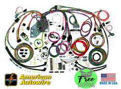 1983 - 1987 Chevy Gmc Complete Classic Wiring Harness American Autowire 510706