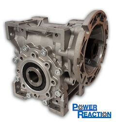 Motovario Nmrv110 Right Angle Worm Gearbox / Speed Reducer / Size 110 / 42mm