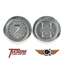 1954 55 Chevy Gmc 3100 Truck Sg Series Gauges Tach Classic Instruments Ct54sg62