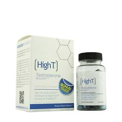 Hightandtrade High T Test Booster + Sex Drive Bonus Size 72 Capsules - 20 More Free