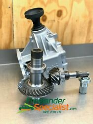 Range Rover Evoque 2.2 Uprated Front Differential/transfer Box Recond'd 2yr Wty