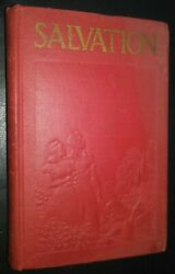 Salvation By J.f. Rutherford Illustrated 1,000,000 Edition Jehovah Witnesses