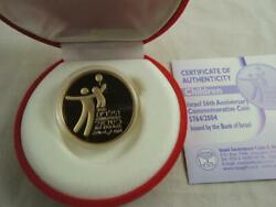 2004 Independence Day Coin Children In Israel 1/2 Oz Fine Goldproof 532 Minted