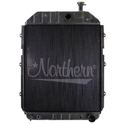 212091 Radiator Fits Ford/new Holland Tractor Models 8700 9700