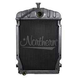 212089 Radiator Fits Farmall 504 With Gas Or Diesel Engine