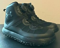 Under Armour Fat Tire Gore-Tex Hiking Boots Black 1262064-001 - Men's 10 - New