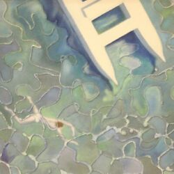 Framework Signed Sea On Canvas Painting Antique Style With Frame Landscape Art