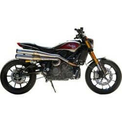 Sands Grand National 2-into-2 High-mount Exhaust System For 19-20 Indian Ftr1200