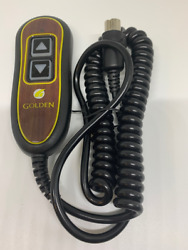 Golden Technologies Lift Chair Remote Zk1200-hc Hand Control New - Free Shipping