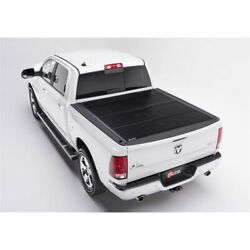 Bak 772427 Hard Folding Truck Bed Cover For 2016-20 Tacoma 6'bed W/deck Rail New