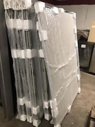 Wall Panel Lot Steelcase Answer 42 X 60 Tackable Accoustical Skin Grey New