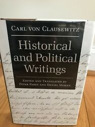 Princeton Legacy Library Carl Von Clausewitz Historical And Political...