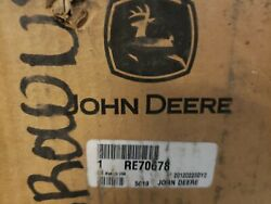 John Deere Oe Switch Re70678 For 4045 And 6068 Engines. New Old Stock In Dusty B