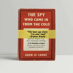 John Le Carre Andndash The Spy Who Came In From The Cold Andndash First Uk Edition 1963 - 1st