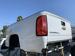 2014-19 Chevy Colorado 6andrsquo Crew Cab Long Truck Bed Pickup Box