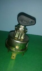 Ignition Starter Switch For Ford Tractor 3600 2600,4000,5000  Free Shipping