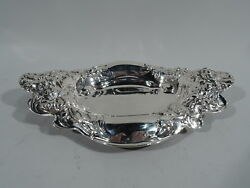 Dominick And Haff Bowl - 2066 - Antique Art Nouveau American Sterling Silver