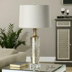 Bronze Valdieri Accent Table Lamp 29.5in. In Height Designed By Jim Parsons