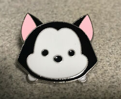 DISNEY PIN FIGARO TSUM TSUM CAT FROM PINOCCHIO DISNEYLAND PARIS DLP