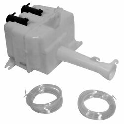 Windshield Washer Reservoir Bottle With Pump For 95-99 Accent Rear Wiper