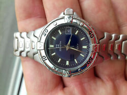 Zenith Defy 02.2100.146 Vintage Collection New Old Stock Watch Uhr Montre Diver