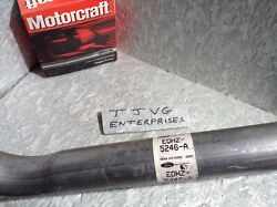 New Genuine Ford Eohz-5246-a Pipe Asy-mflr Inlet