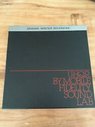 Rare Uhqr By Mobility Sound Beatles Sgt. Pepper's Record 92/5000