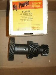 Nors 1958-60 Ford 6 Cyl 223 Eng W/o O.d. Transmission Cluster Gear B8a7113b