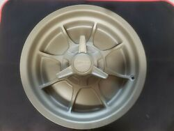 Set Of 4 Rocket Racing Wheels Fire 16x5 5x4.75 Rpm7 Caps And Knockoffs Included