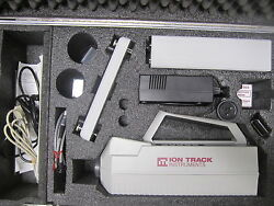Ge Ion Track Vaportracer 2 Handheld Explosion And Narcotics Analyzer W/ Case