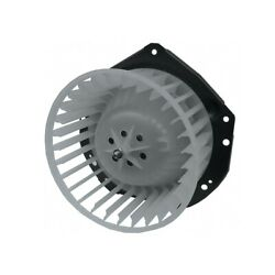 15-80214 Ac Delco Blower Motor Front Or Rear New For Chevy Suburban Express Van